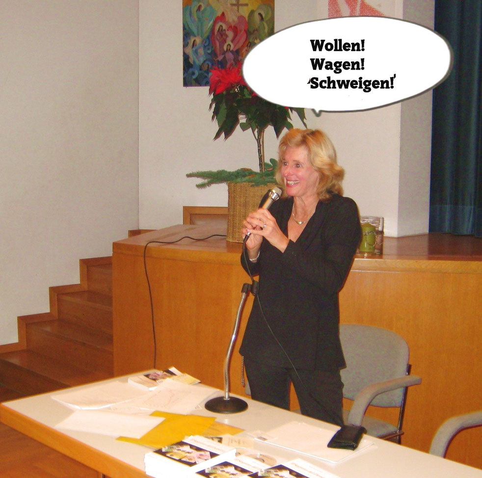 Motivational Event Lugano Irina Reylander Money and MIndset